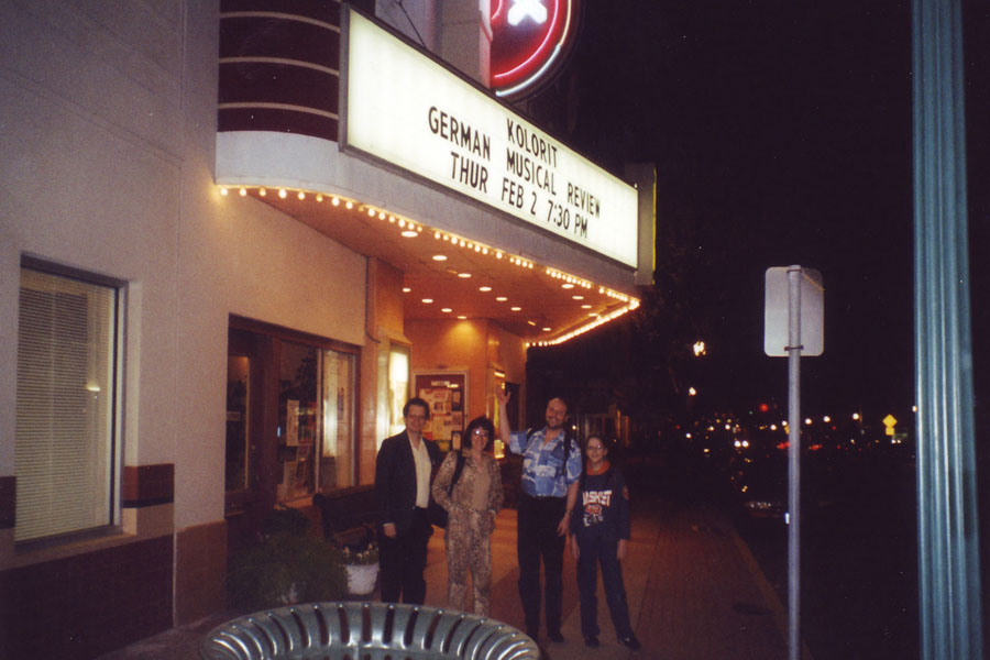 Brauntex Theater, Texas
